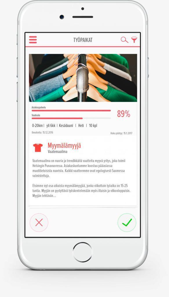mobiilisovelluskehitys IOS turku